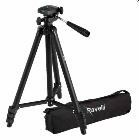 "50"" tripod makes it easy to mount and secure your Bird Photo Booth 2.0. Mounting the Bird Photo Booth feeder to a tripod is the preferred mounting method. It gives you the freedom to position the Bird Photo Booth feeder to play with different backdrops and lighting."